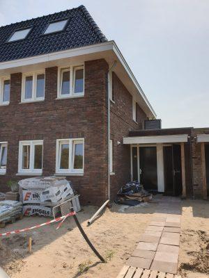 <strong>Nieuw woonhuis in IJmuiden</strong>