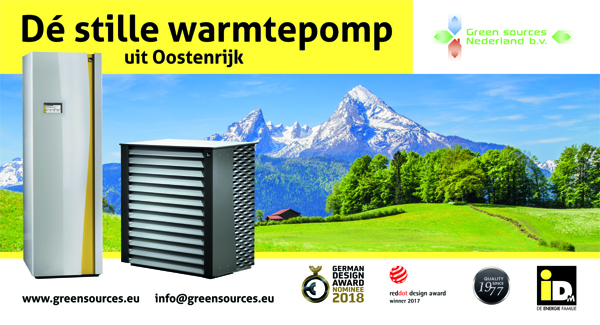 De stilste warmtepompen