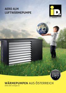 Extreem stille warmtepomp. Bekijk de brochure!