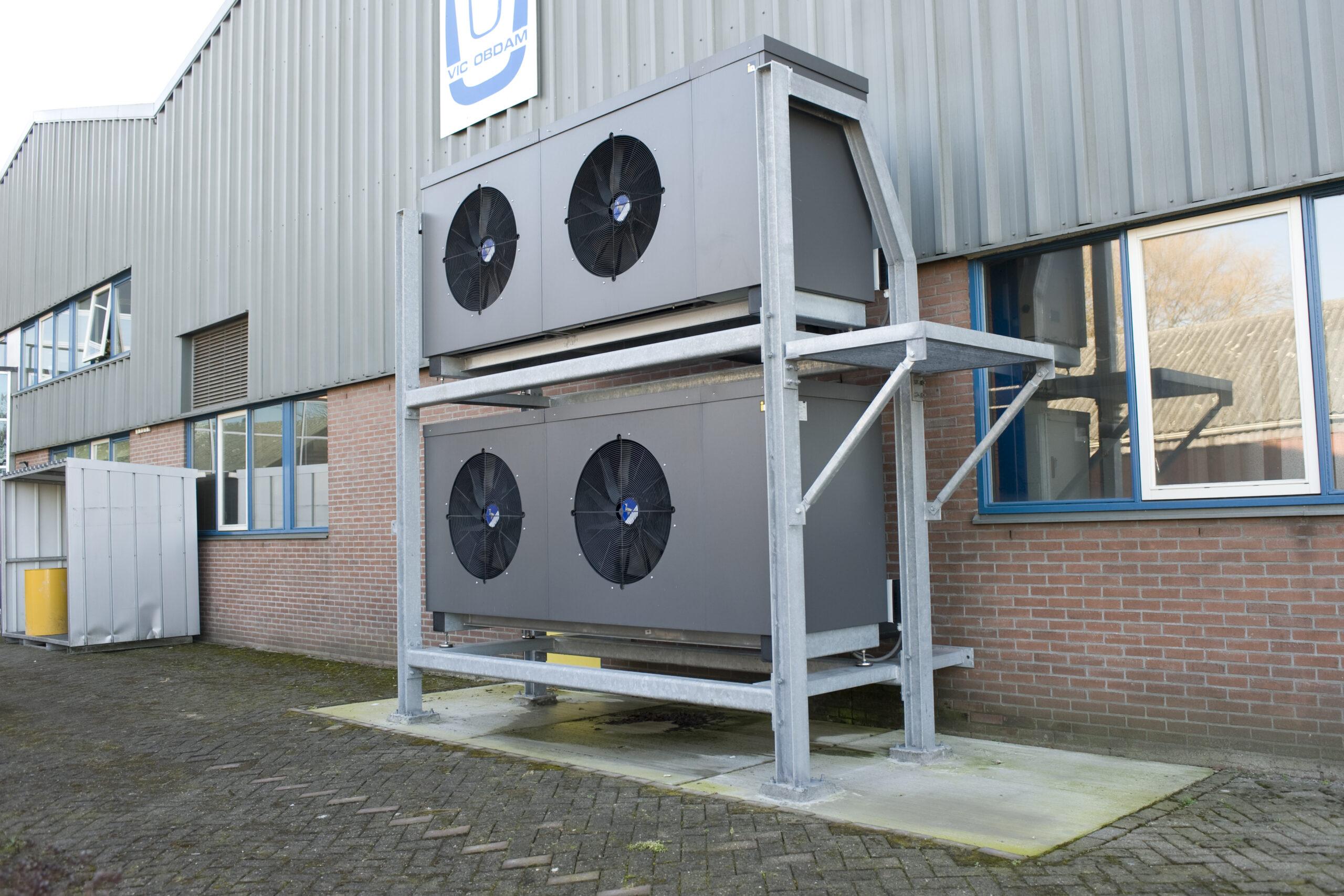 <strong>iDM groot vermogen warmtepompen </strong>