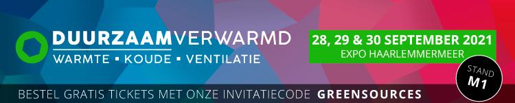 Gratis naar de Vakbeurs Duurzaam Verwarmd, Haarlemmermeer 2021