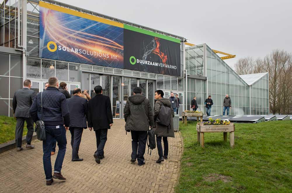 Bezoek Green sources en de zeer stille iDM warmtepompen op de vakbeurs Duurzaam Verwarmd bij Expo Haarlemmermeer.